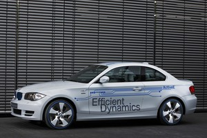 "Active role for BMW in Germany's ""national platform for electromobility"""