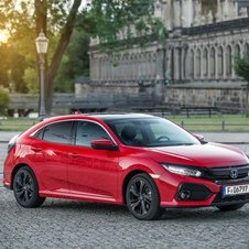 Honda Civic 1.0 i-VTEC Turbo CVT Elegance