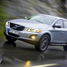 Volvo XC60 D3 FWD Momentum Geartronic