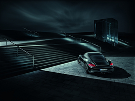Porsche Cayman S Black Edition PDK