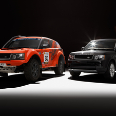 Bowler has been building high performance Land Rover-based vehicles since the mid 80s