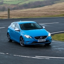 Volvo V40 D2 Start/Stop R-Design Summum