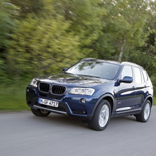 New Engines Coming to the BMW X3