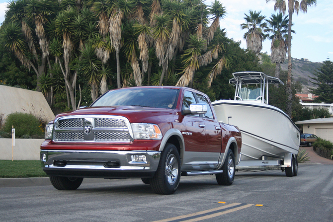 Dodge Ram 1500 Regular Cab 4X4 TRX SWB