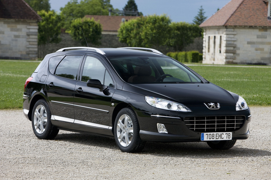 peugeot 407 sw 3 0 v6 1 photo and 65 specs. Black Bedroom Furniture Sets. Home Design Ideas