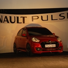 Renault Reveals Third Model Bound for India - the Pulse