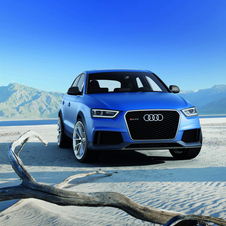 Audi Reveals RS Q3 Concept Using TT RS Engine