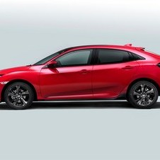 Honda Civic 1.5 i-VTEC Turbo CVT Prestige