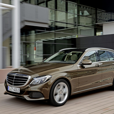 Mercedes-Benz C 250d 4MATIC Station Wagon