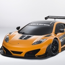 McLaren is gauging interest for now