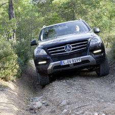 Mercedes-Benz ML 350 4 Matic BlueEFFICIENCY