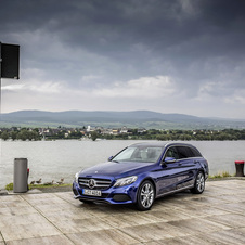 Mercedes-Benz C 250d Station Wagon