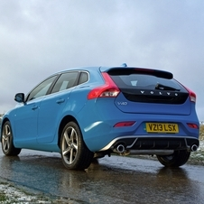 Volvo V40 D4 R-Design Summum