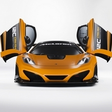 McLaren Builds MP4-12C GT3 Can-Am, Illegal for Racing