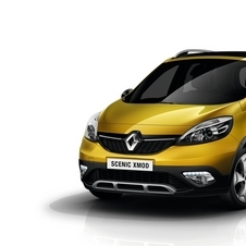 Renault Scenic Xmod 1.5 dCi 110 FAP Bose Edition EDC
