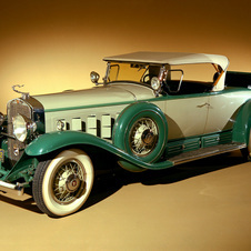 The Cadillac V16 was a technological marvel of its period