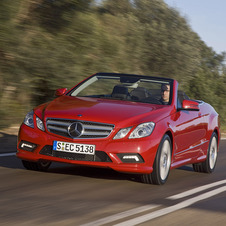 Mercedes-Benz E 200 CGI BlueEfficiency Cabriolet Avantgarde