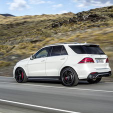 Mercedes-Benz GLE 63 AMG S 4MATIC