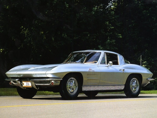Chevrolet Corvette Stingray 327