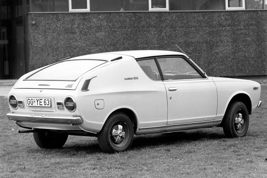 Datsun 120A Coupé :: 2 photos and 42 specs :: autoviva.com