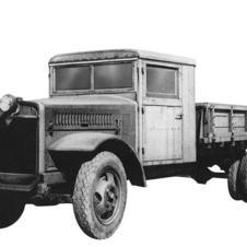 1944- Materials shortage in WWII results in Toyota Model KC truck, aka