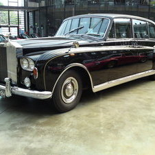 Rolls-Royce Phantom VI