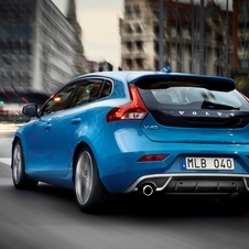 Volvo V40 T4 R-Design Powershift
