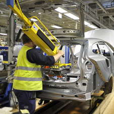 Factories in Sweden will also be upgraded