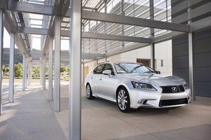 Lexus GS 450h Luxury