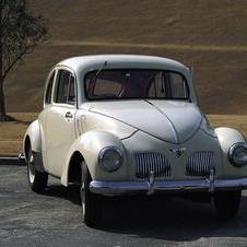 1947- Model SA becomes first Toyota post-war passenger car