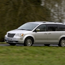 Chrysler Grand Voyager 2.8 CRD LX