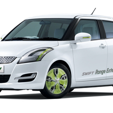 Suzuki Debuting G60 Compact and Range-Extended Swift at Geneva