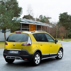 Renault Scenic Xmod Energy 1.2 TCe 115 S&S Expression