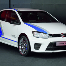 Volkswagen says the Polo WRC Street will on sale in limited numbers in 2013