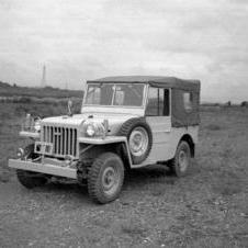 1951- Model BJ 4WD launched, later to become Toyota LandCruiser