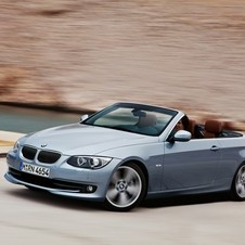 BMW 335i Cabriolet Sport-Automatic DKG