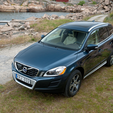 Volvo XC60 D3 DRIVe FWD