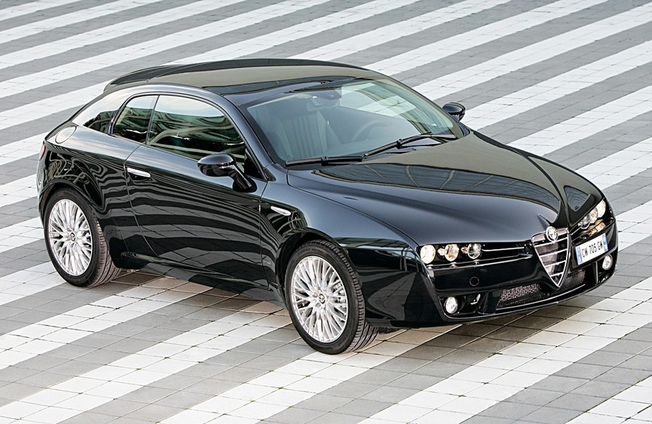 Alfa Romeo Brera 2.2 JTS :: 1 photo and 71 specs :: autoviva.com
