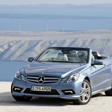 Mercedes-Benz E 350 BlueEfficiency Cabriolet Avangarde