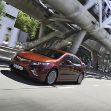 Opel Ampera Cosmo
