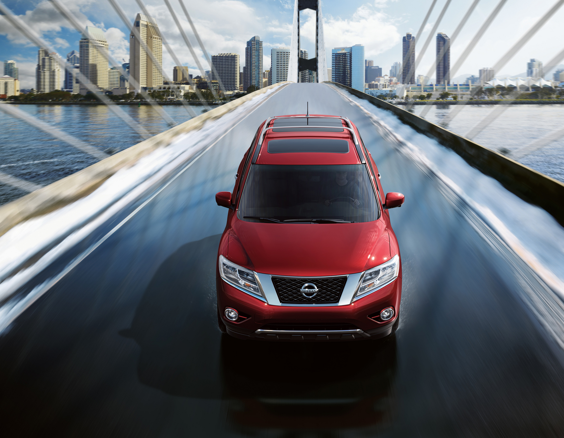 7 Penger Suv New Nissan Pathfinder Brings Better Aerodynamics And Fuel Economy To