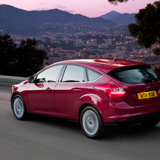 Ford Focus Hatchback 1.6 Zetec S
