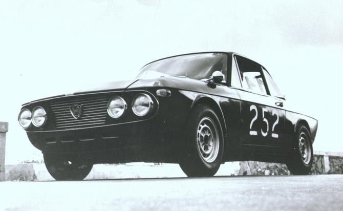 Lancia Fulvia Coupé 1.3 Rallye