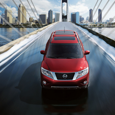New Nissan Pathfinder Brings Better Aerodynamics and Fuel Economy to 7 Passenger SUV