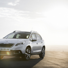 The compact crossover market is heating up in Europe, and this is Peugeot's entry