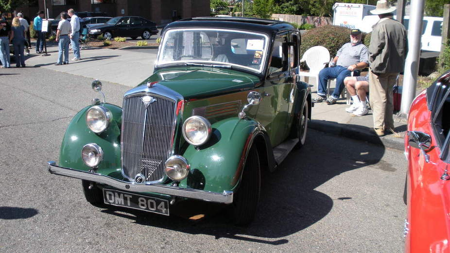 Wolseley 12/48 Saloon