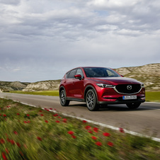 Mazda CX-5 2.2 D 4x2 Excellence