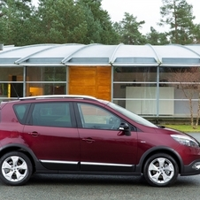 Renault Scenic Xmod Energy 1.5 dCi 110 S&S FAP ECO2 Bose Edition