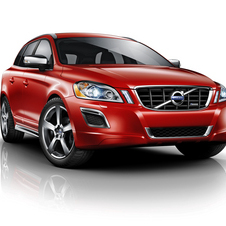 Volvo XC60 D3 FWD R-Design Geartronic