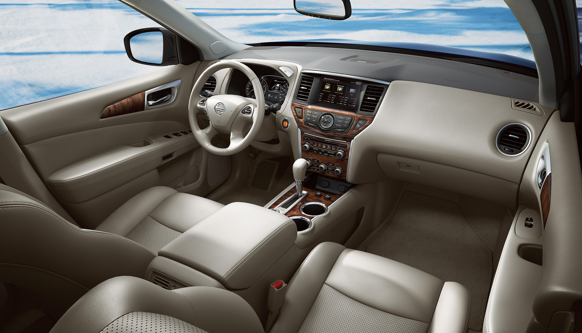 New Nissan Pathfinder Brings Better Aerodynamics And Fuel Economy To